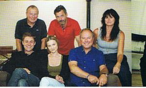 'Perfect Murder' the cast