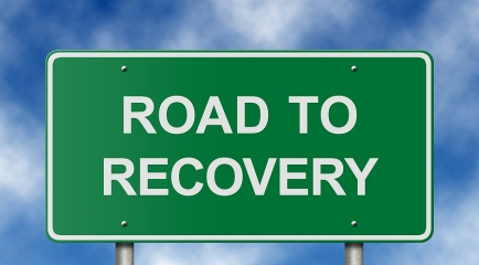 ptsd recovery road