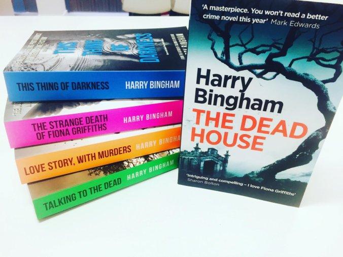 Harry Bingham 5